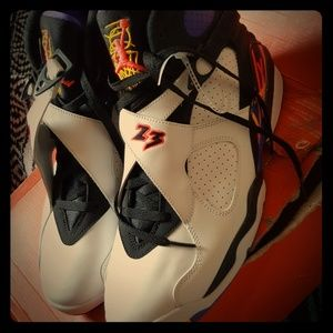 Shoes - Jordan Retro 8 size 11.5